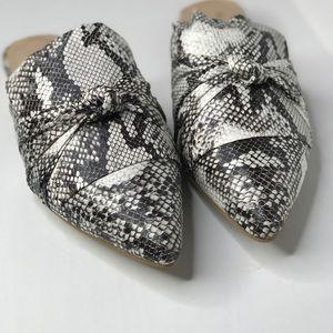 Vintage Havana Shoes - **size 7 Left** Vintage Havana | Vegan Mules
